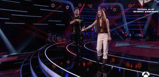 Post de La 'repescada' Sandra Groove vuelve a 'La Voz' para cerrar el equipo de Pablo López