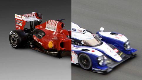 Espejito, espejito: ¿quién es la más guapa: la F1 o las 24 Horas de Le Mans?
