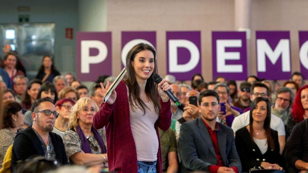 Irene Montero asegura que las verdades que dijo Pablo Iglesias han incomodado mucho