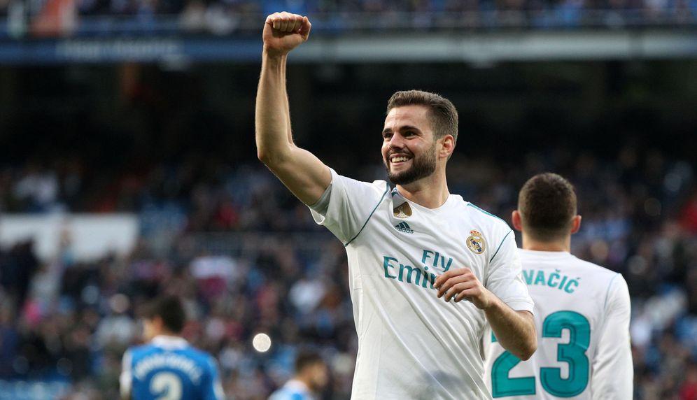Foto: Nacho es un seguro de vida en el Madrid. (Reuters)