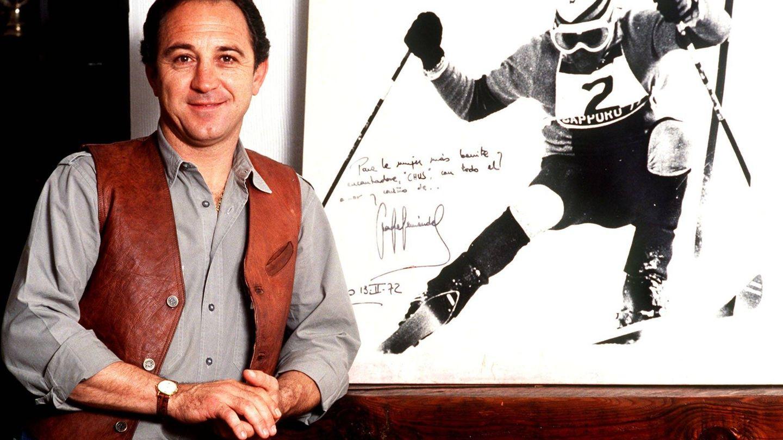 Paquito Fernández Ochoa, en una imagen de archivo. (Cordon Press)