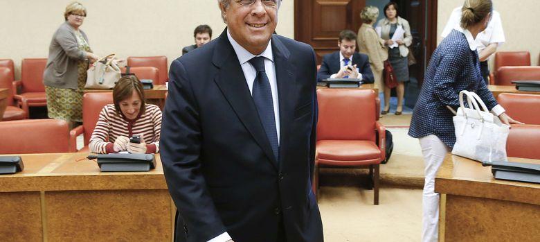 Foto: El presidente de la Sociedad Estatal de Participaciones Industriales (SEPI), Ramón Aguirre (EFE)