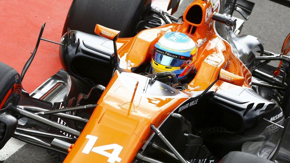 Alonso: Nosotros sabemos el chasis que tenemos, no hay que ponerlo a prueba