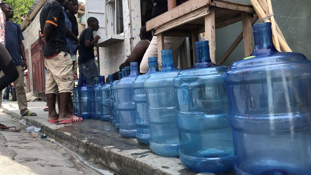 Foto: El agua potable no llega a miles de regiones en todo el mundo. Foto: EFE Jean Marc Herve Abelard