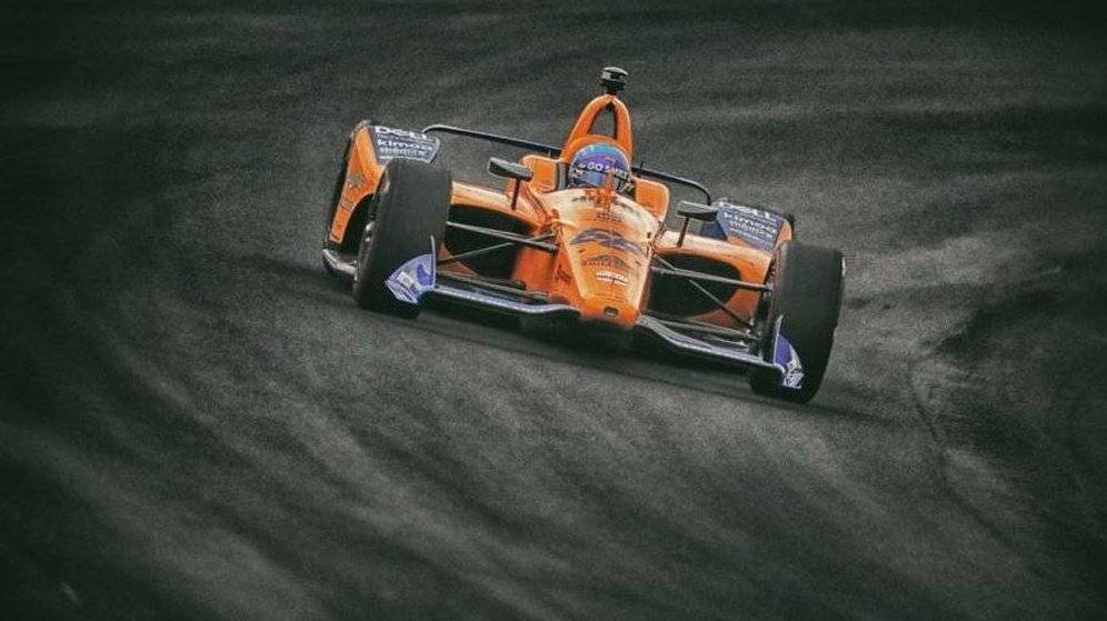 Foto: Fernando Alonso estará en las 500 Millas de Indianápolis. (McLaren)