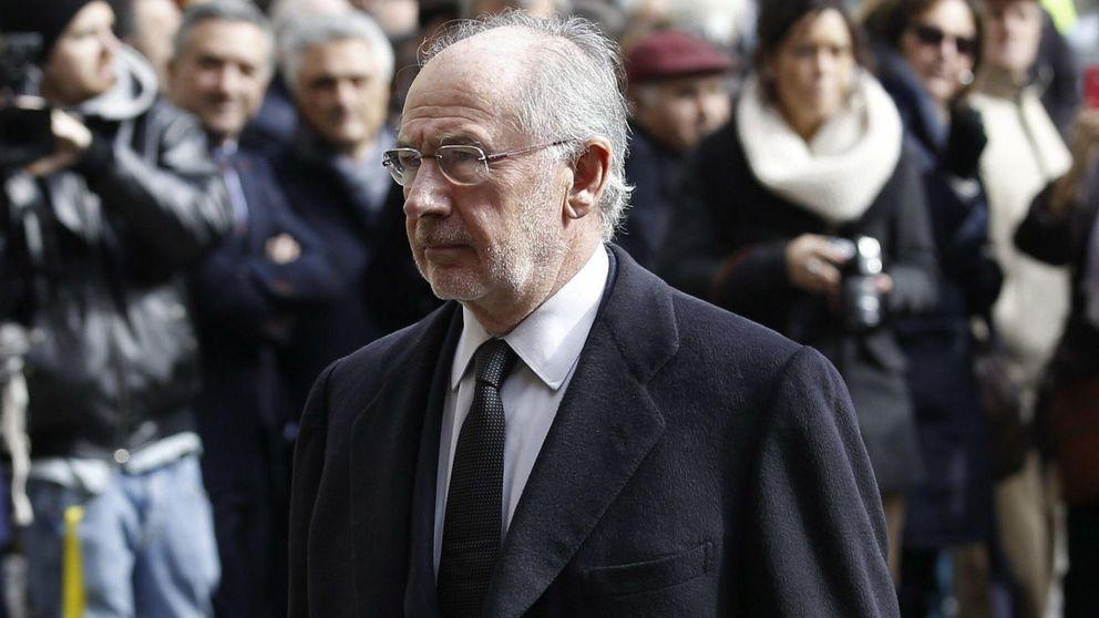 Fianza de 800 millones de euros para Bankia, BFA, Rato y otros tres exdirectivos