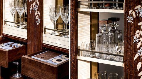 'Alba Bar Cabinet', el valor del diseño elegante