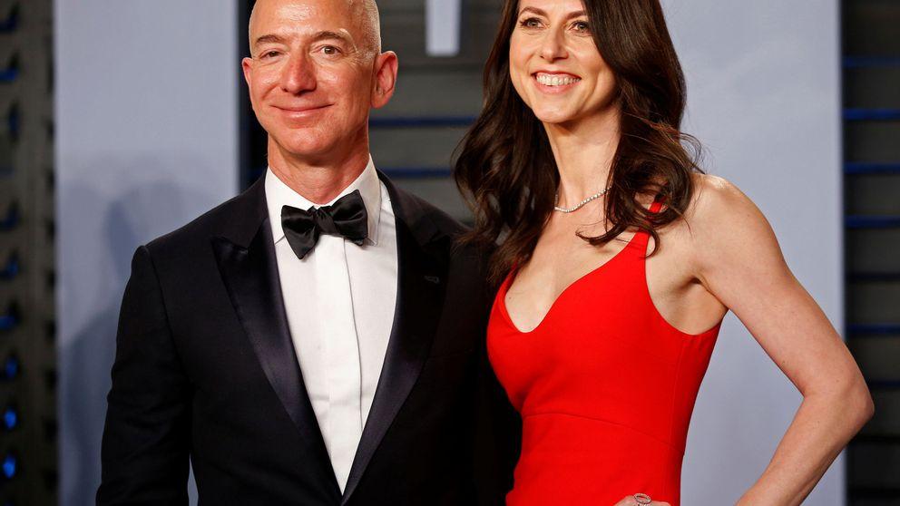 La conspiración que se oculta tras el divorcio de Jeff Bezos