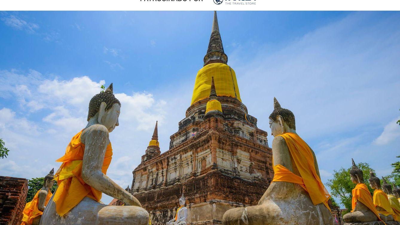 Qué ver en Tailandia, el país de los templos y los Budas impresionantes