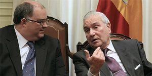 Un exconseller amigo de Francisco Camps presidirá el CGPJ tras la dimisión de Dívar