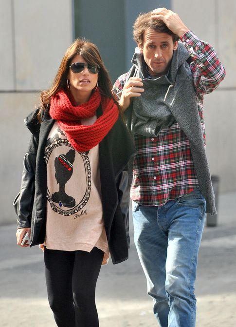 Foto: Muñoz Escassi y Sonia Ferrer en una imagen de archivo