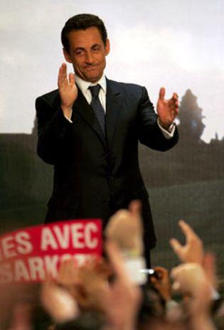 Foto: Sarkozy y Royal lucharán por la Presidencia de Francia el 6 de mayo