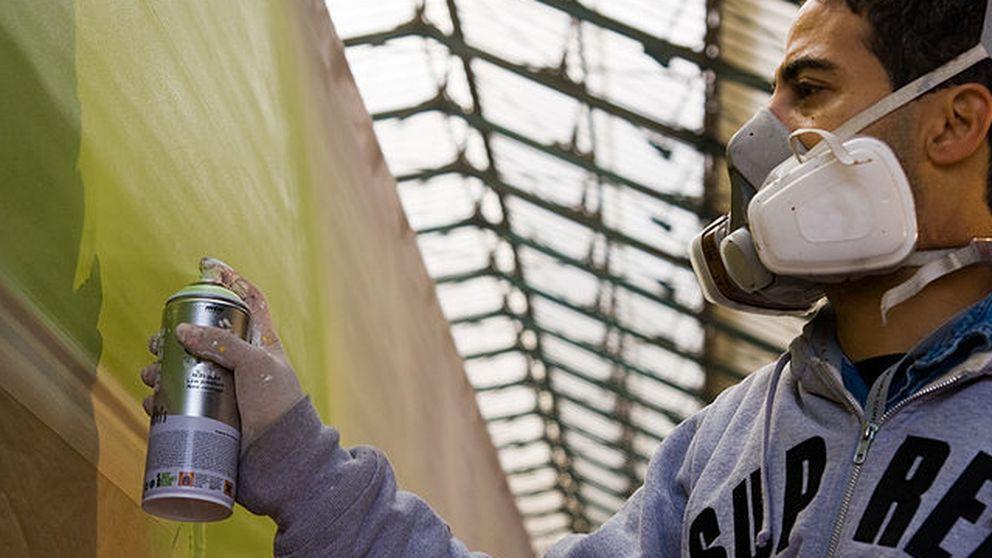El grafiti cambia de banquillo en los tribunales