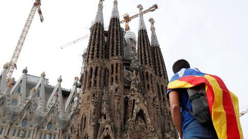 Cierra la Sagrada Familia ante la presión independentista