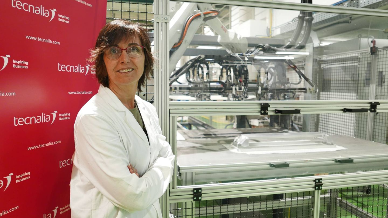 María Jesús Jurado, investigadora responsable de proyectos de Tecnalia. (EC)