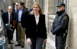 La Audiencia de Palma salva en parte a Castro y critica a la Fiscalía