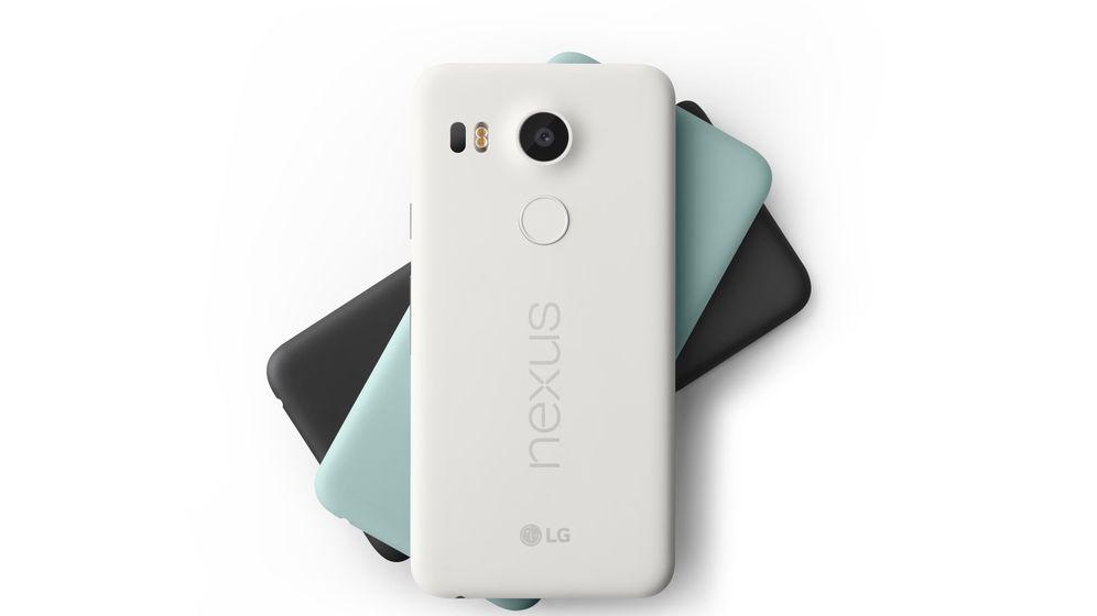 Foto: Nexus 5X y Nexus 6P: lo nuevo de Google con lo último en Android