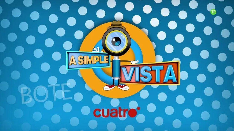 Cuatro refuerza su apuesta por los concursos: prepara 'A simple vista' con Bulldog TV