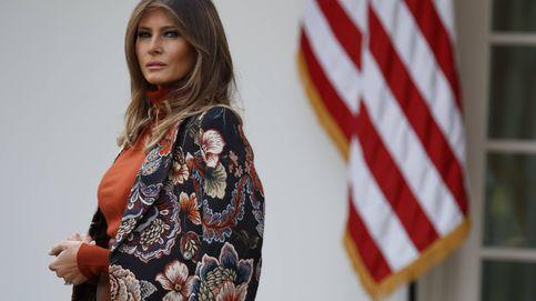 La oportuna desaparición de Melania Trump mientras se desvela el 'affaire' de su marido