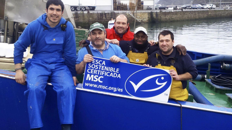 La pesca certificada garantiza la explotación sostenible de los mares (EFE)