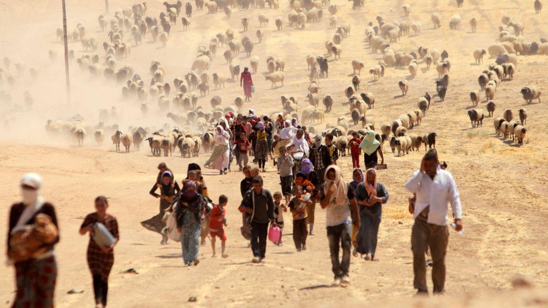 Un genocidio, dos alcaldes y 7 guerrillas: La casa de putas que resume el estado de Irak