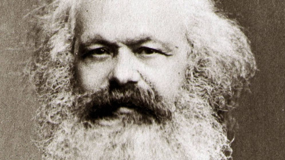 Foto: Karl Marx