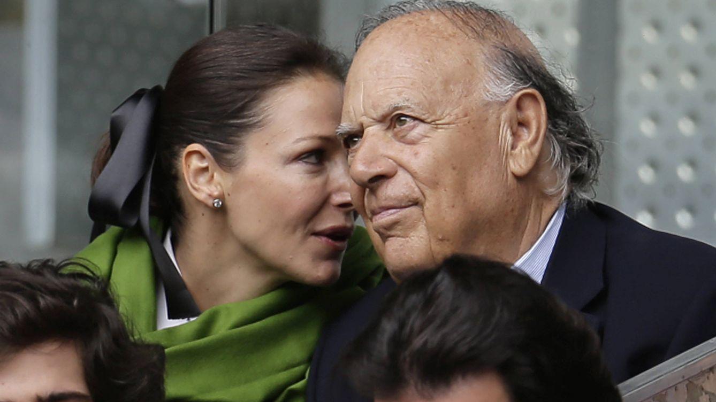 Foto: Esther Doña y Carlos Falcó en una imagen de archivo (Gtres)