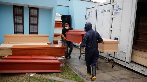 Perú supera a China en fallecidos por el covid-19 y suma casi 5.000 nuevos contagios