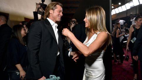 Brad Pitt y Jennifer Aniston: el reencuentro más esperado (y premiado)