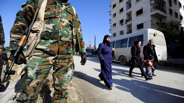 El ejército de Assad toma la Ciudad Vieja de Alepo