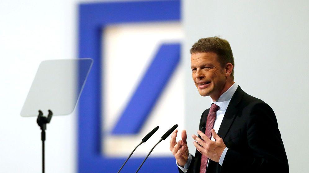 Foto: Christian Sewing, nuevo CEO de Deustche Bank (Reuters)