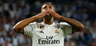 Post de Qué tiene Mariano para triunfar en el Real Madrid y no ser un nuevo caso Morata