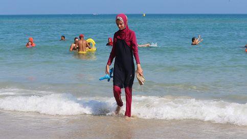 La ONU urge levantar las restricciones al uso del burkini en las playas francesas