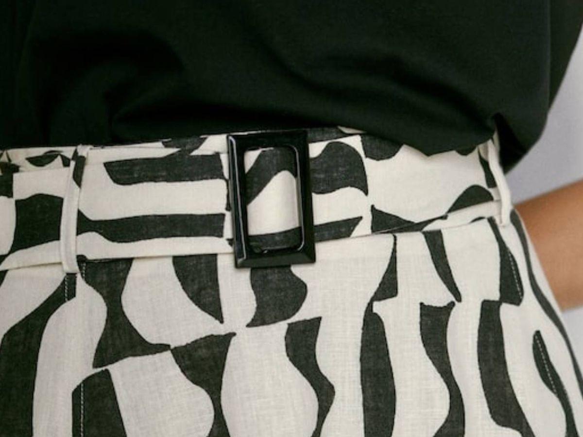Foto: Nos encanta esta nueva falda de Massimo Dutti. (Cortesía)