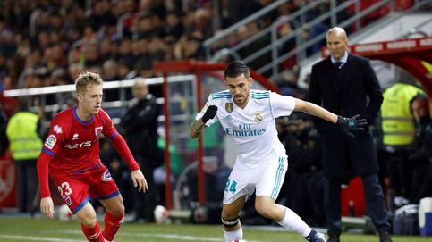 Ceballos quiere irse cedido del Madrid (nuevo choque entre Zidane y Florentino)