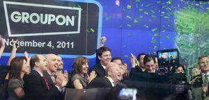 Groupon se hunde más de un 26% por la dececepción de sus resultados