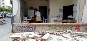 El Consorcio de Compensación de Seguros asumirá la indemnización por el terremoto de Lorca