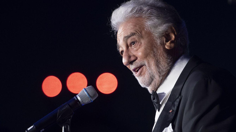 Plácido Domingo: Tengo la mente clara y la conciencia tranquila