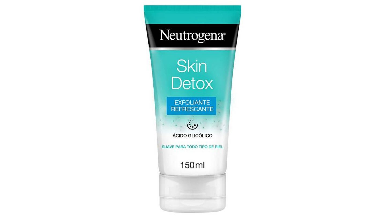 Exfoliante Refrescante Skin Detox, de Neutrógena.