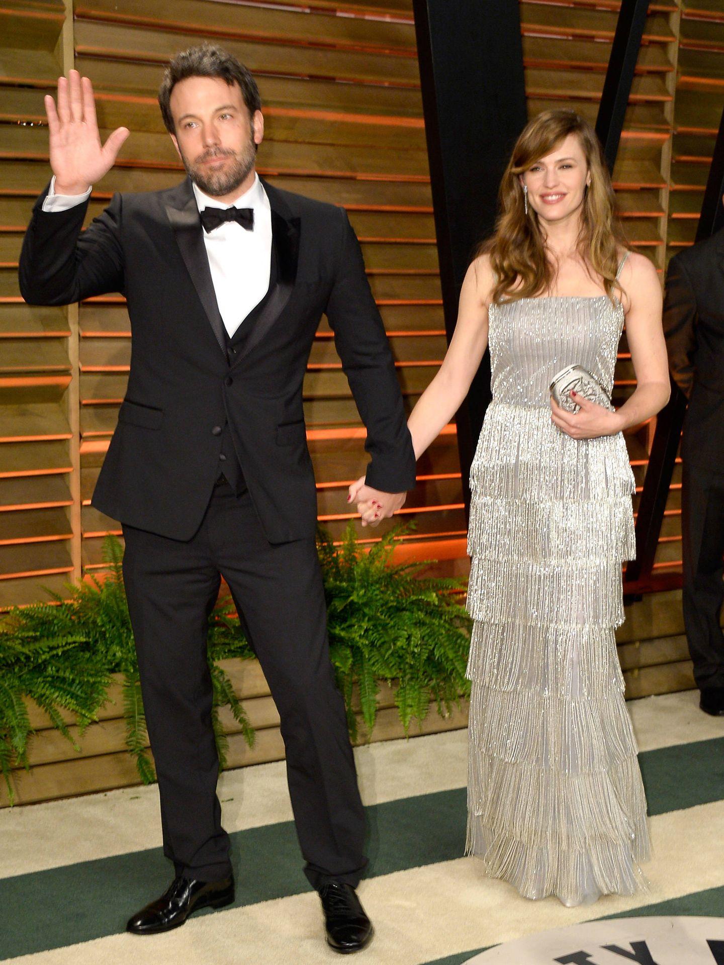 Ben & Jen. (Getty)