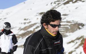 El 'après ski' en buena compañía de Alonso Aznar