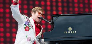 Post de Elton John deja un concierto en directo y preocupa su salud