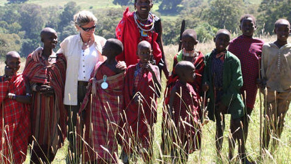 Los Cuatrecasas, los millonarios volcados en ayudar en África