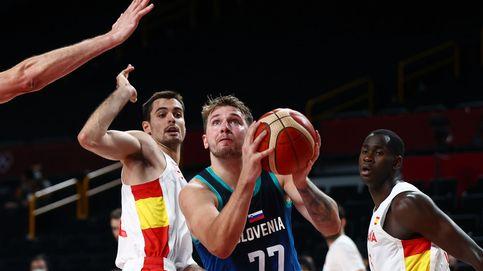 Tokio, en directo   España cae frente a la Eslovenia de Doncic: el sorteo, determinante
