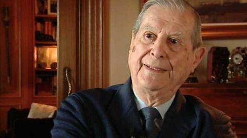 Fallece a los 94 años en Madrid Alfonso Osorio, vicepresidente de Adolfo Suárez