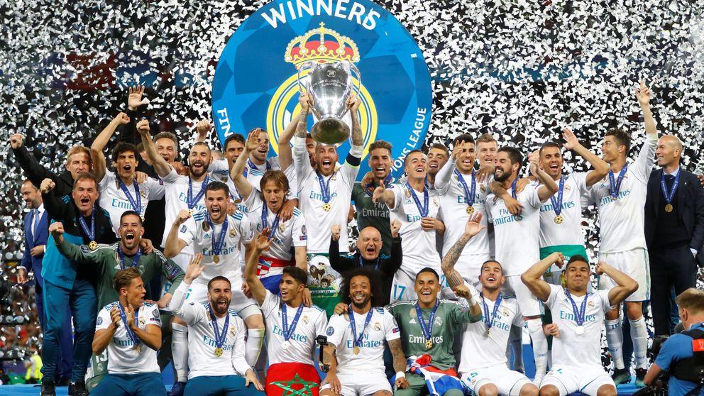 Bale se viste de héroe para darle la 13ª Champions League al Real Madrid