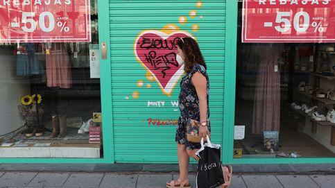 El rebrote del virus ya afecta al consumo: recaída del gasto desde finales de julio