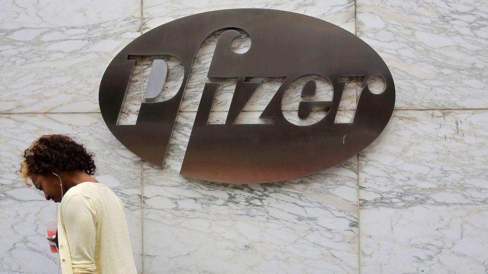 Foto: Sede de Pfizer en Manhattan. (Reuters)