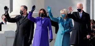 Post de De Jill Biden a Kamala Harris: los looks de la toma de posesión