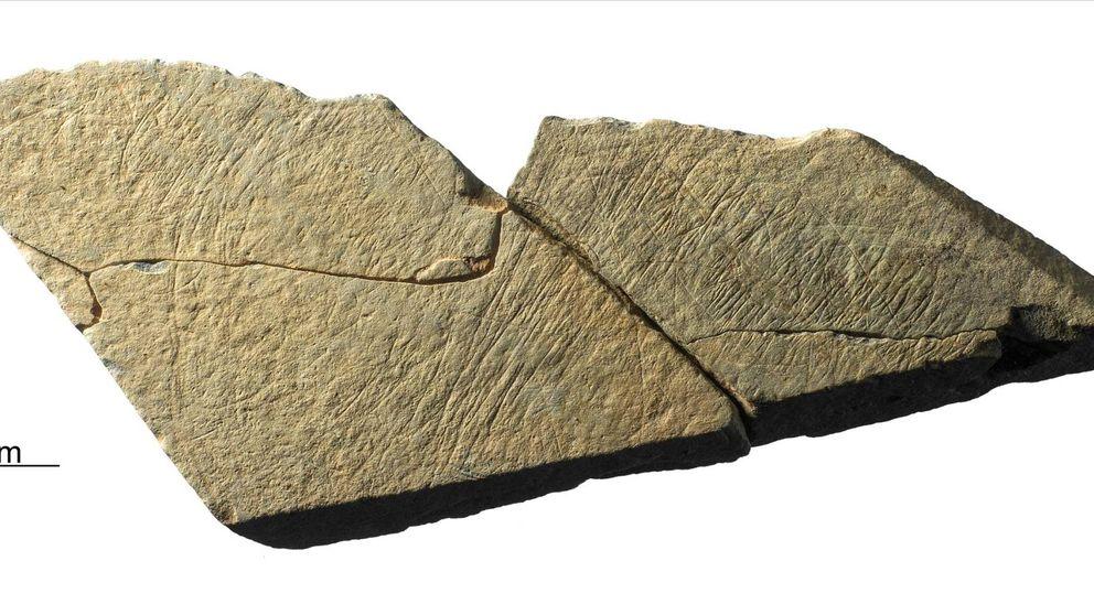 Hallan la que podría ser la primera evidencia de arte humano en UK